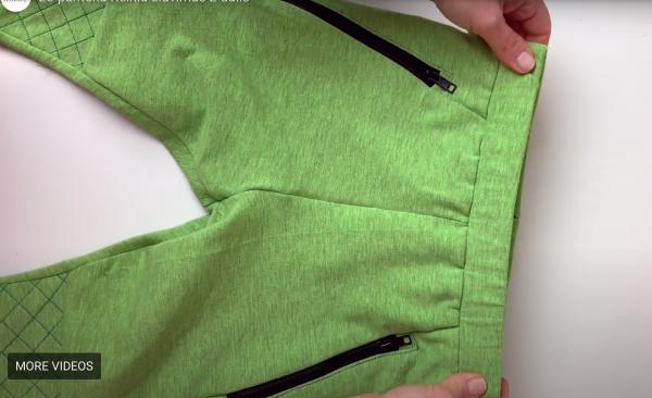 siuvimo pamoka: kelniu siuvimas